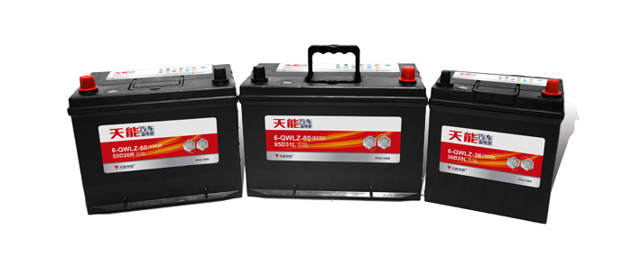 Automobile Battery
