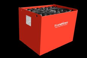 Forklift -PzS PzB Battery